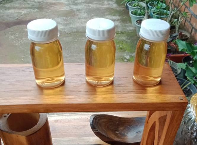 Teknik Pembuatan Cuka Kayu (Wood Vinegar)