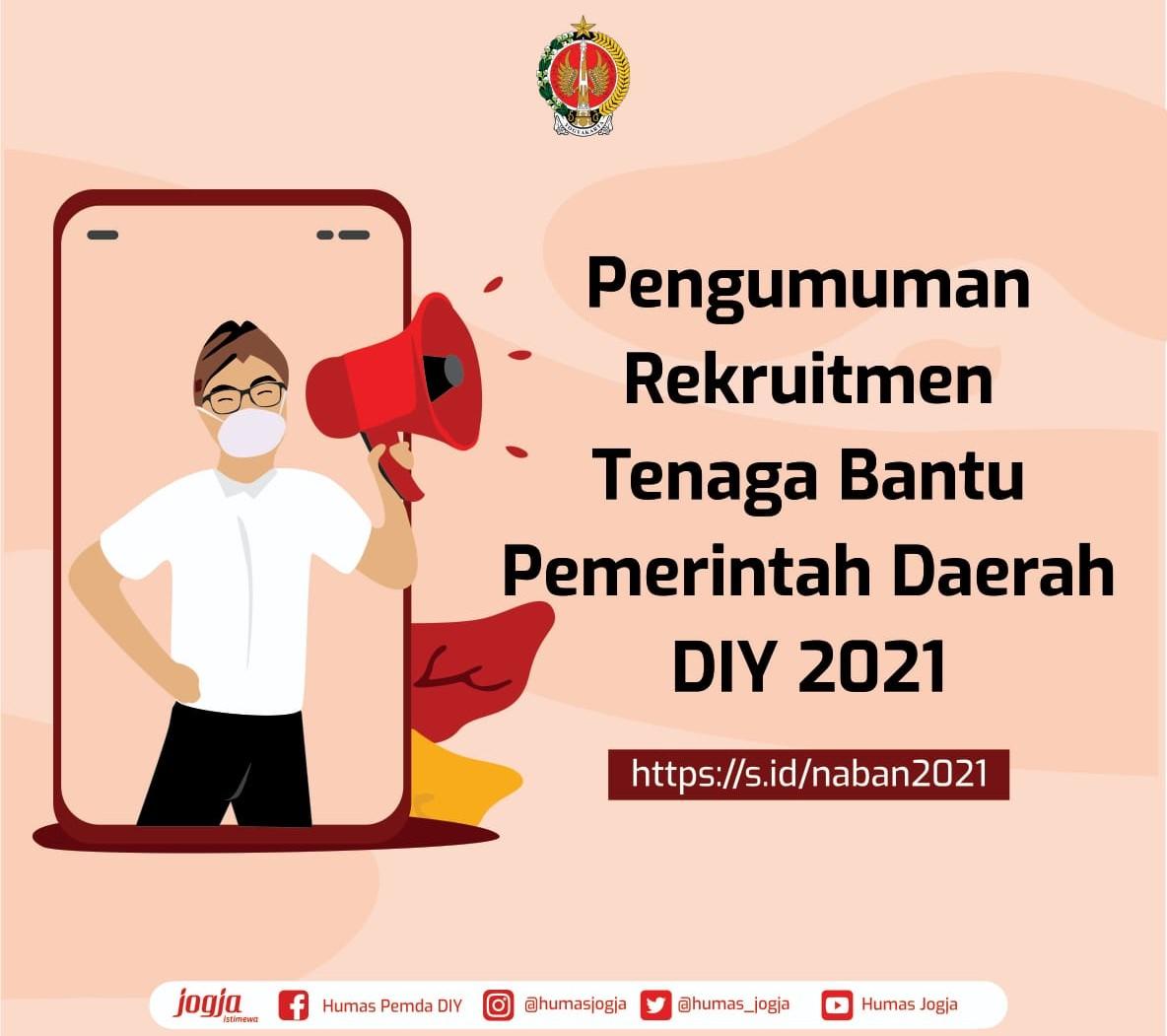 Pengadaan Tenaga Bantu Tahun 2020