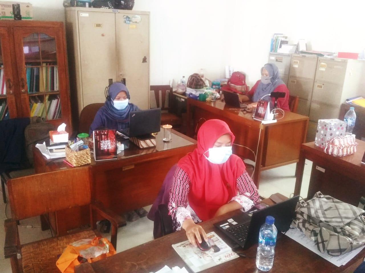 Penyuluh Kehutanan DLHK DIY Mengikuti Pelatihan Peningkatan Kapasitas Perhutanan Sosial